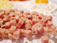 cube jambon